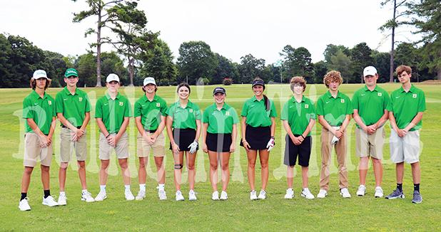 Photo left to right: Tucker Parker, Gunnar Barnes, Kyle Hammons, Clay Strope, Becca Bryant, Kendall Adkins, Sadie Fry, Travis Sowder, Collin Maybury, Carson Daniel, and Campbell Emerson. Not pictured: Tyler Pierce.