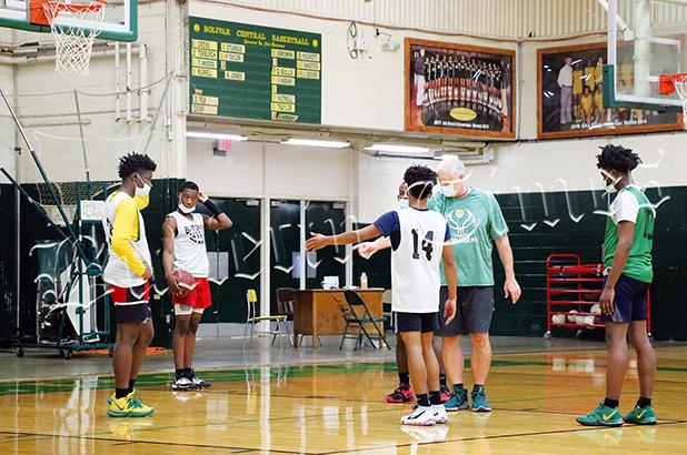 High School Basketball Starts