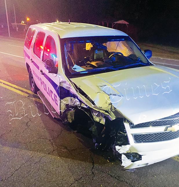 False Report Leads to Bolivar PD Crash