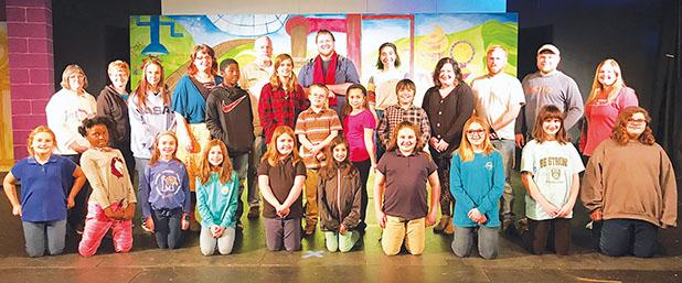 Oompa Loompa...The Cast That Will Go on Stage For You