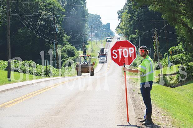 TDOT Work on Highway 18 Begins in Bolivar