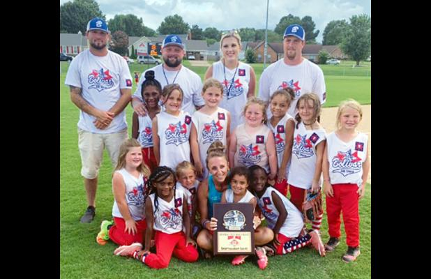 The Bolivar 6U team was given the Sportsmanship Award by the tournament.
