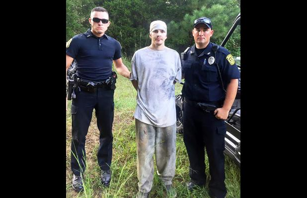 Officer Chris Williams, Inman, and Officer Craig Collins.
