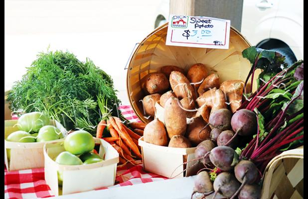 Farmers Market Coming Back This Spring