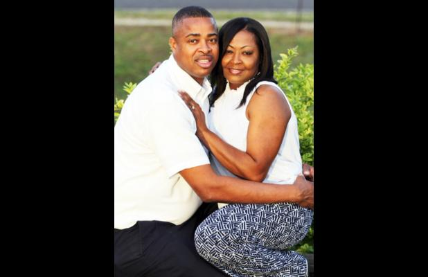 David Perry, Jr. and Patricia May Joy Jones
