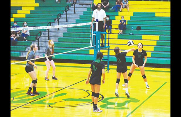 Middleton continued their dominance over Bolivar with a 3-0 (25-22, 25-19, 25-15) win on August 20, although the final score was the closest in the history of the series, which began when Bolivar started volleyball six years ago. The two teams are scheduled to meet again, in Middleton, on September 21.