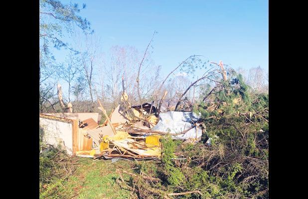 County Gets Slammed