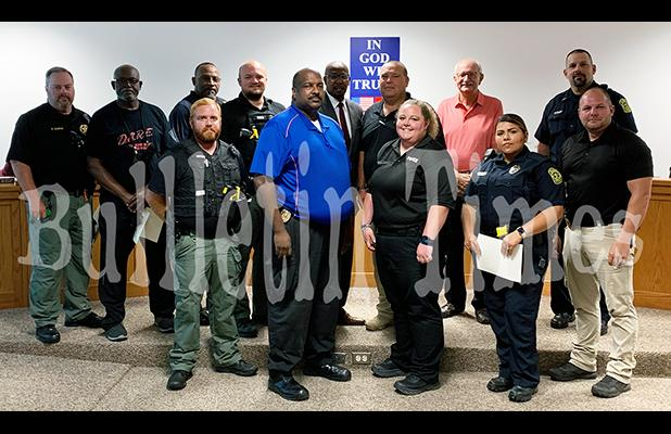 School Resource Officers Honored