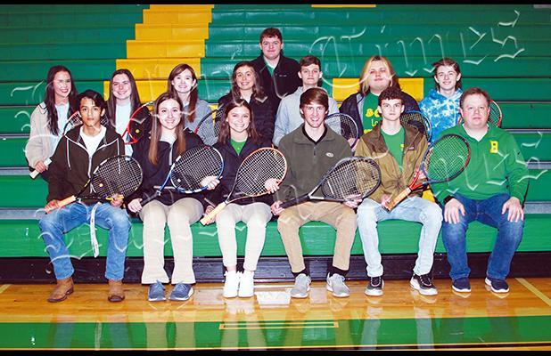 Tennis Advances to District Final