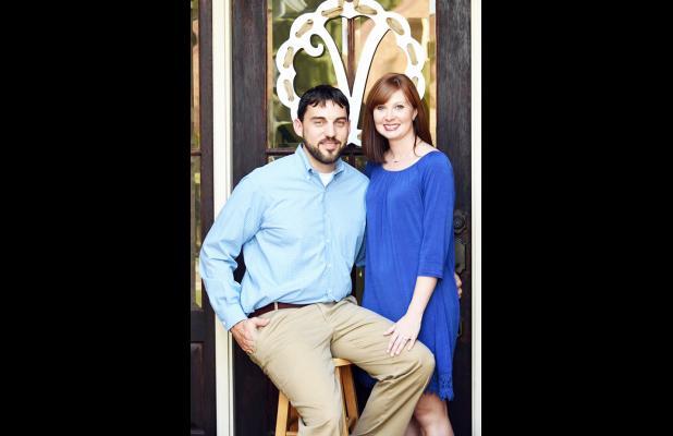 Sara Cooper and Jarod Vonderheide