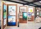 The Tennessee Forest Festival Art Show and Photography Show will open on Thursday night in the exhibit room in the new Agri-Business Center.