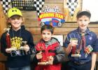 The Middleton Cub Scouts held their annual Pinewood Derby on Saturday, Feb. 13. Pack 35 had a great participation, great food and cool cars.   Webelos Jonah Brady  won first place in the Derby as well as first place over all. Second place went to  Tiger Joel  Toll and third place went to Webelos Will Durham.