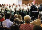 Judge Cary swears-in deputies from the Hardeman County Sheriff's Department.