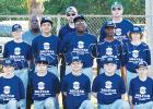 Bolivar Insurance and Real Estate clinched the title with a win over The Bank of Hardeman County on May 23.
