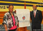 Pictured (l-r) Director of the Tennessee College of Applied Technology Director Carolyn Beverly and Mayor Rawls.